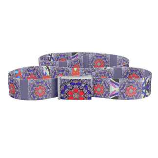 "Sacred Geometry Belt ""Nichito"" by MAR"