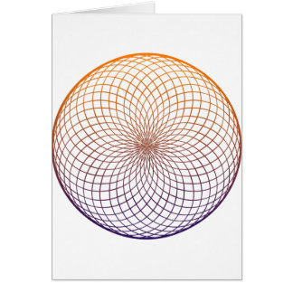 Sacred Geometry Greeting Cards