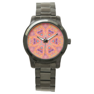 "Sacred Geometry ""Corrupted"" Watch by MAR"