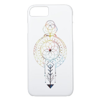 Sacred Geometry Designed iPhone 7 Case