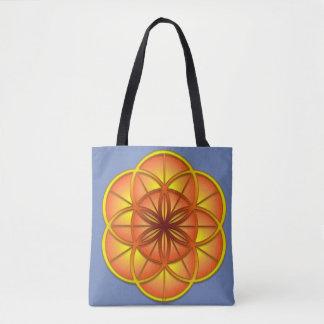 Sacred Geometry Designs Tote Bag