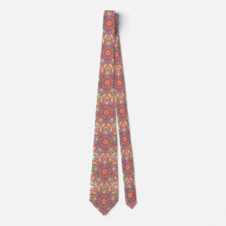 "Sacred Geometry ""Eidos"" Neck Tie  by MAR"