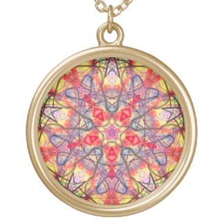 "Sacred Geometry ""Eidos"" Necklace"" by Mar Gold Plated Necklace"