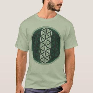 Sacred Geometry: Flower of Life - Sacred Duality T-Shirt