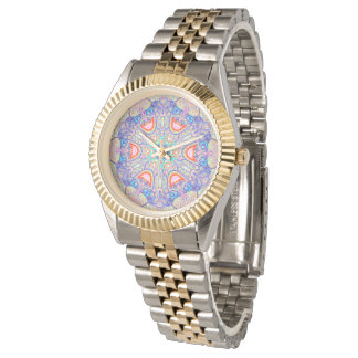 "Sacred Geometry ""Gargoyles"" Watch by Mar"