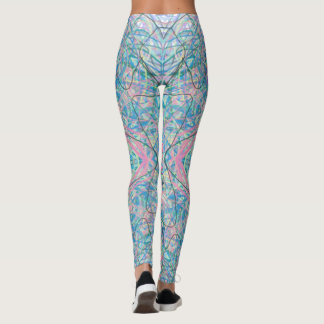 "Sacred Geometry ""Interdimensional"" Leggins by MAR Leggings"