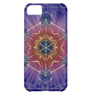 Sacred geometry iPhone 5C covers