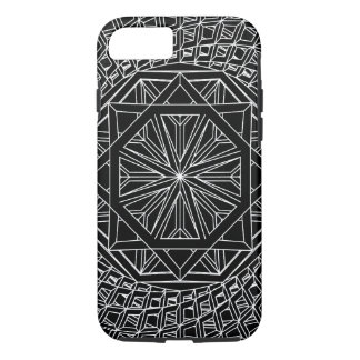 Sacred Geometry iPhone 7, Tough iPhone 7 Case