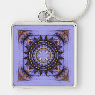 Sacred Geometry Keychain