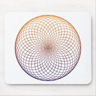 Sacred Geometry Mouse Pad