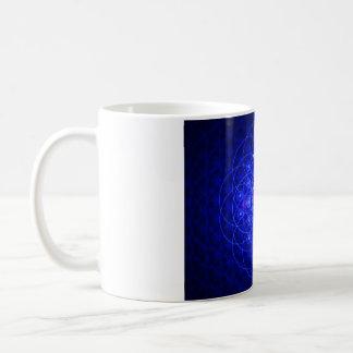 Sacred geometry mug