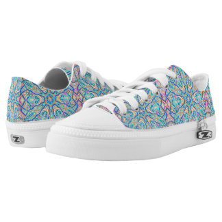 "Sacred Geometry ""Pan"" Low top shoes by MAR"
