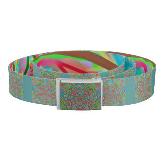 "Sacred Geometry ""Rhythm"" Belt by MAR"