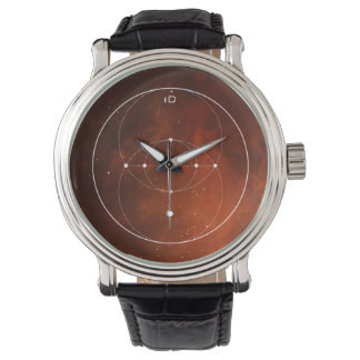 SACRED | geometry - the vesica piscis eye Watch
