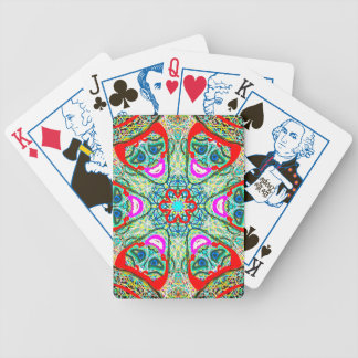 """Sacred Geometry """"Timotea"""" Playing Cards by MAR"""
