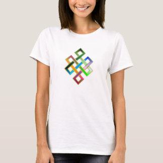 Sacred Geometry - Twisted T-Shirt