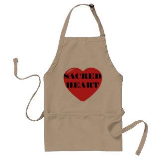 Sacred Heart Apron
