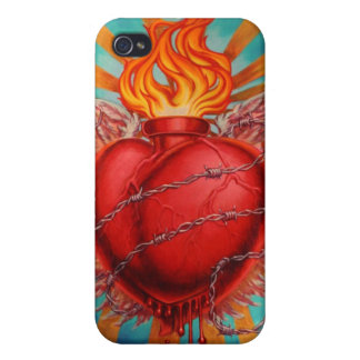 Sacred Heart Case For The iPhone 4
