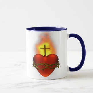 Sacred Heart Coffee Mug