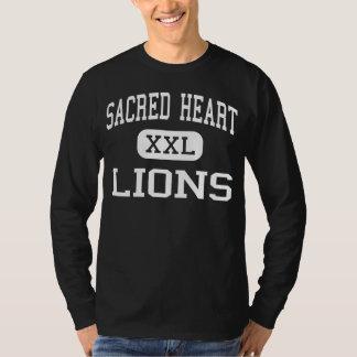 Sacred Heart - Lions - High - Vineland New Jersey T-Shirt