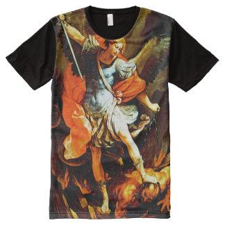 Sacred Heart of Jesus All-Over-Print T-Shirt