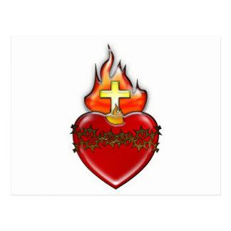 Sacred Heart of Jesus Postcards