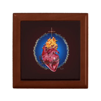 Sacred Heart Treasure Box