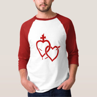 Sacred & Immaculate Hearts Shirt