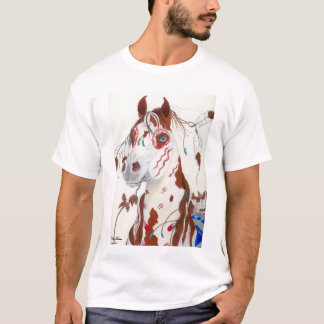 Sacred Indian Hunting Pony T-Shirt