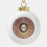 Sacred Italian Art Christmas ornament