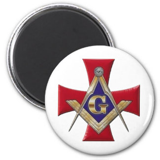 Sacred Order of the Brotherhood 2 Inch Round Magnet