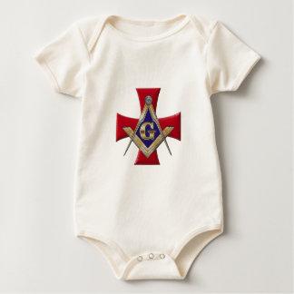 Sacred Order of the Brotherhood Baby Bodysuit