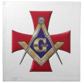 Sacred Order of the Brotherhood Napkin