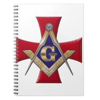 Sacred Order of the Brotherhood Notebook