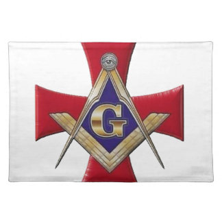 Sacred Order of the Brotherhood Placemat