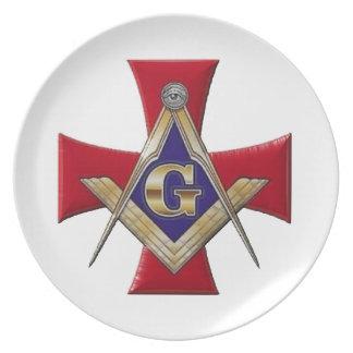 Sacred Order of the Brotherhood Plate