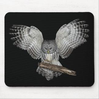 Sacred Owl Mousepad