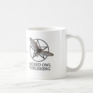 """""""Sacred Owl Publishing"""" Mug"""