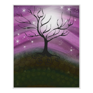 SACRED SPIRAL ROOTS 24x30Print+Other sizes Poster