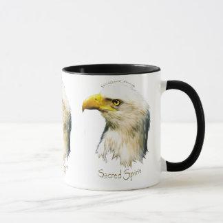 SACRED SPIRIT Bald Eagle Mug