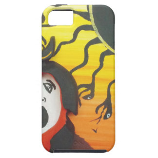 Sacrifice to the Solar Snake God Case For The iPhone 5