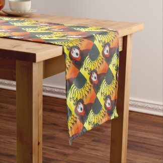 Sacrifice to the Solar Snake God Short Table Runner