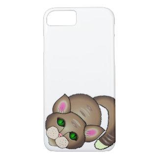 Sad cat Case-Mate iPhone case