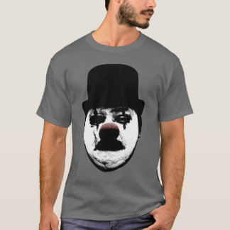 Sad Clown - Grey T-shirt