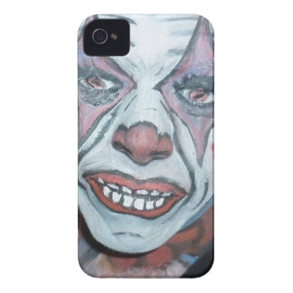 Sad Clowns Scary Clown Face Painting iPhone 4 Case-Mate Cases