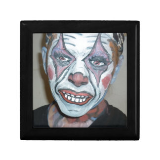 Sad Clowns Scary Clown Face Painting Gift Boxes