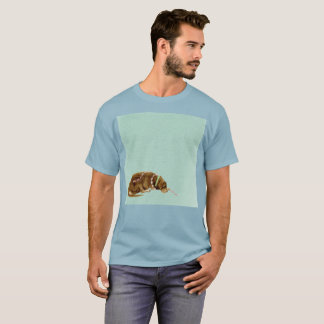 Sad Day Sad Dog Perro Art Watercolor Rare T-Shirt
