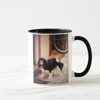 Sad dog mug