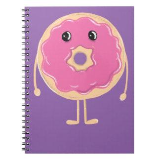 Sad Doughnut Notebooks