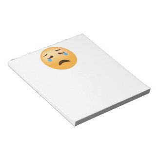 Sad Emoji Notepad
